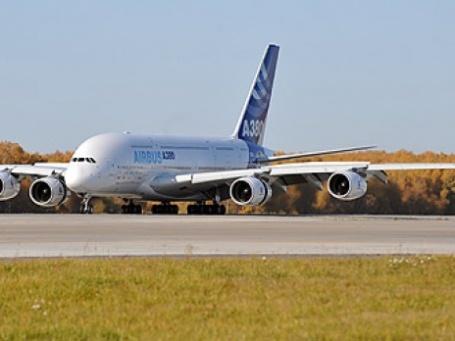 Проблемы с A380 обернулись обвинениями в инсайдерской торговле. Фото: Митя Алешковский/BFM.ru