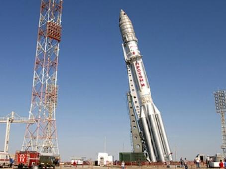 Запуск «Протона-М»  с европейским спутником Eutelsat-W7 перенесен. Фото: РИА Новости