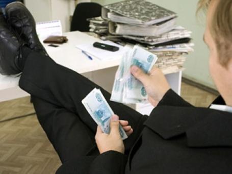Ежегодно россияне выплачивают 318 млрд долларов взяток. Фото: ИТАР-ТАСС