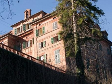 Замок детства Карлы Бруни выставлен на продажу. Фото: AFP
