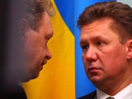 Газпром и «Нафтогаз Украины» согласовали уменьшенные в 1,5 раз объемы поставок российского газа. Фото: AFP