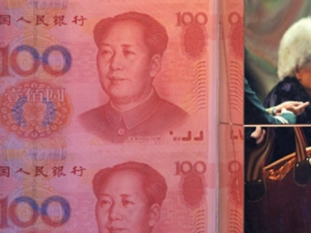 Китай ввел новые ограничительные меры по банковским операциям с юанем. Фото: AFP