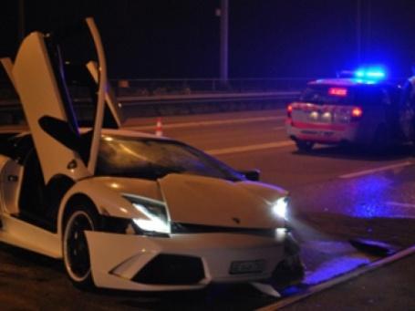 Полиция постарается достать троих русских водителей. Фото: tdg.ch