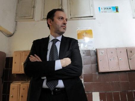 Олег Митволь предложил руководству «Дон-Строя» сдать загранпаспорта. Фото: РИА Новости