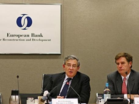 Европейский банк реконструкции и развития принял новую стратегию деятельности в России. Фото: AFP