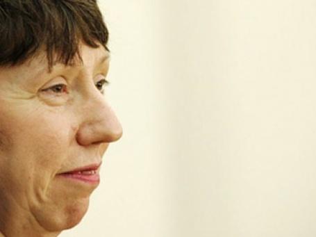 Кэтрин Эштон обвинили в том, что она получала деньги от Советского Союза. Фото: AFP