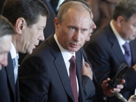 Визит Владимира Путина во Францию не принес прорывов. Фото: РИА Новости