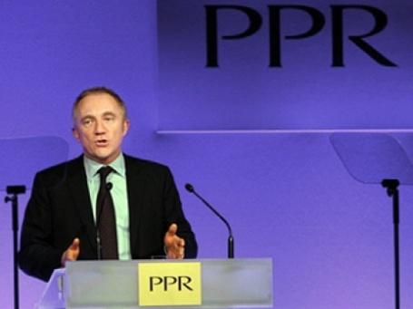 Исполнительный директор PPR Франсуа-Анри Пино готов удвоить ставки на Gucci. Фото: AFP