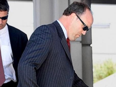 Брэдли Биркенфельд был приговорен к 40 месяцам тюремного заключения за то, что помогал состоятельным гражданам уклоняться от уплаты налогов. Фото: AFP