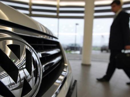 1 января 2010 года произойдет повышение розничных цен на марки концерна Volkswagen. Фото: РИА Новости