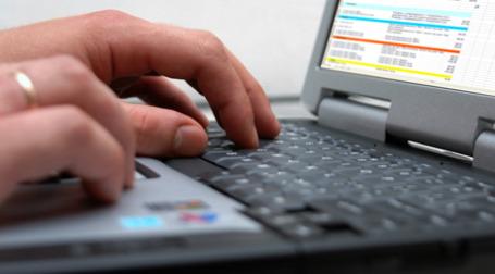 Экономический блогер. Фото: PhotoXPress