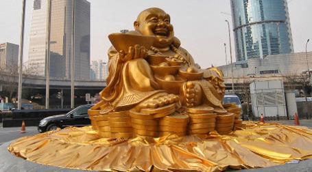 В Китае финансовые пирамиды процветают, хотя и действуют подпольно. Фото: РИА Новости