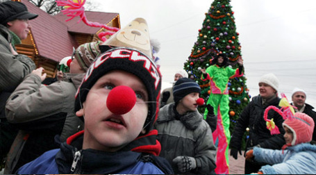 В этом году на Новый год покинут родные стены больше россиян, чем в прошлом. Как используют это время москвичи? Фото: РИА Новости