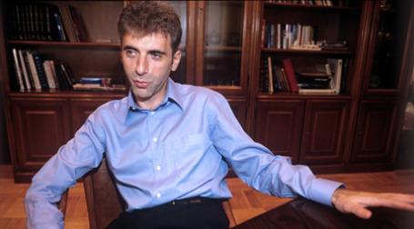 GML зарегистрирована в Великобритании и контролируется Леонидом Невзлиным, который заочно приговорен российским судом к пожизненному заключению за организацию убийств. Фото: РИА Новости