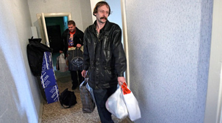 Москва вновь стала испытывать приток людей из провинции. Фото: РИА Новости