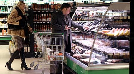 Купленные в магазине продукты могут быть опасны. Фото: РИА Новости