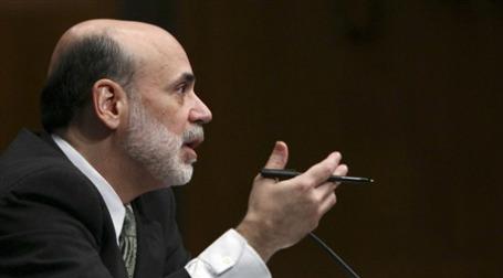 Бен Бернанке признал ошибки в управлении экономикой, но заявил, что его действия помогли спасти Америку от второй Великой депрессии. Фото: AFP