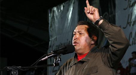 Бей своих, чтоб чужие боялись. Чавес избавляется от сподвижников. Фото: ¡Que comunismo!/flickr.com