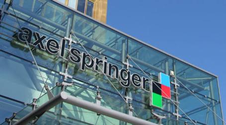 Axel Springer AG примкнул к сторонникам платного контента в Интернете. Фото: axelspringer.de