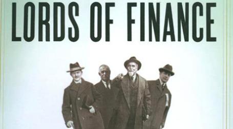 Книга Лиаквата Ахамеда «Властелины финансов» стала лучшей книгой 2009 г. по версии FT. На фото: обложка книги