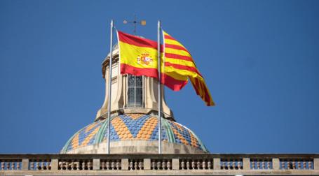 Каталония проголосовала за независимость. Фото: Moody75/flickr.com
