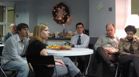 Корпоративные рождественские вечеринки пройдут без размаха. Фото: MCLipsco/flickr.com