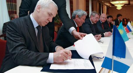 Каспийский консорциум станет вдвое мощнее. Фото: РИА Новости