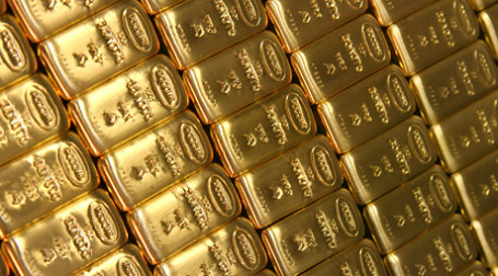 Крупную партию золота из Гохрана продадут Центробанку. Фото: РИА Новости