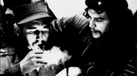 Фидель Кастро и Эрнесто Че Гевара. Фото: AFP