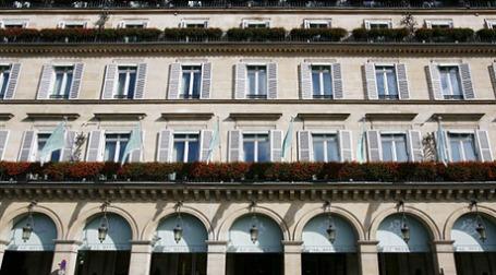 Первый «пятизвездочник» появился во Франции лишь в сентябре 2009 года — им стал парижский отель Le Meurice. Фото: AFP