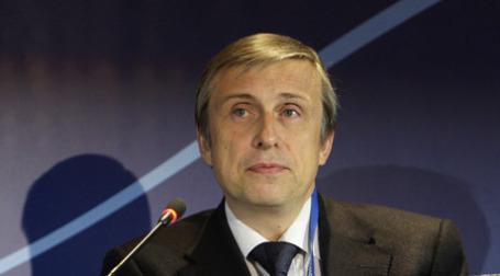 Глава ФСФР Владимир Миловидов. Фото: РИА Новости