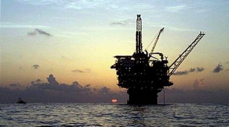 Платформа по добыче нефти. Фото: AFP
