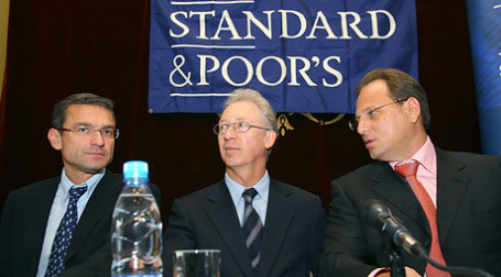 Международное рейтинговое агентство Standard & Poor's повысило прогноз рейтингов России до «стабильного». Фото: ИТАР-ТАСС