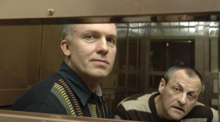 Дмитрий Довгий и Андрей Сагура  надеются на отмену приговора. Фото: ИТАР-ТАСС