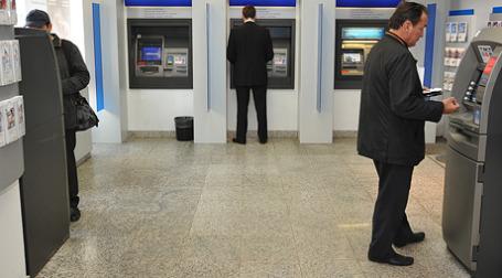 В Москве задержаны двое подозреваемых в легализации денежных средств и незаконной банковской деятельности. Фото: Митя Алешковский/BFM.ru