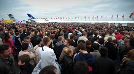 Минэкономразвития предложило страховать ответственность организаторов массовых мероприятий. Фото: Митя Алешковский/BFM.ru