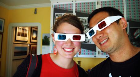 Компания RealD изготовила около 4 млн очков к премьерному уик-энду фильма «Аватар» в США. Фото: hensever/flickr.com