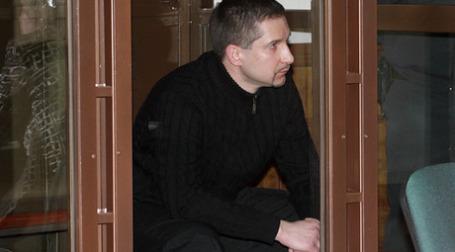Майор Евсюков на начавшихся сегодня слушаниях по его делу в Мосгорсуде заявил о частичном признании вины. Фото: РИА Новости