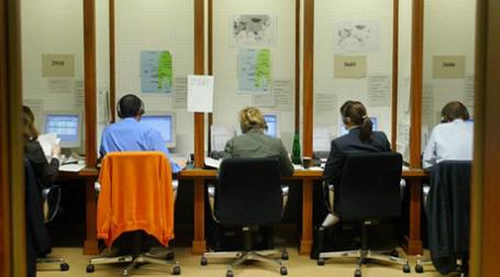 В Нидерландах, как и в Германии и Австрии, активно применяются программы сокращенной занятости, что позволяет сохранить рабочие места на фоне финансового кризиса. Фото: AFP