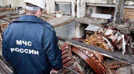 Более 400 чрезвычайных ситуаций произошло в России в 2009 году. Фото: РИА Новости