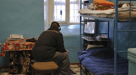 В новогоднюю ночь «отбой» для более чем 870 тысяч российских заключенных наступит в одиннадцать часов вечера. Фото: РИА Новости