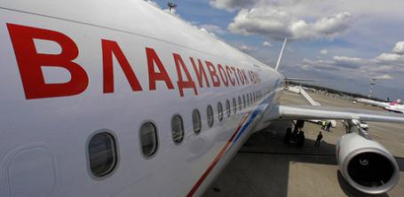 «Владивосток авиа» обещает доставить пассажиров злополучного рейса во Владивосток сегодня. Фото:  РИА Новости