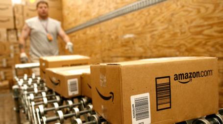 Офис компании Amazon. Фото: amazon.com