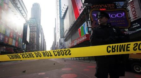 В США, несмотря на последствия кризиса, заметное улучшение криминальной ситуации. Фото: AFP