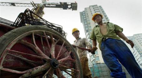 Строительный бум может способствовать краху китайской экономики, считает «мастер прогноза» с Уолл-Стрит. Фото: AFP