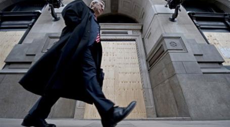 Инвестбанки Сити удваивают зарплаты новым трейдерам. Фото: AFP