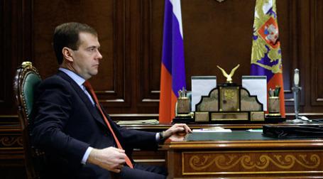 Одной из самых острых социальных проблем в 2010 году станет безработица, признал Дмитрий Медведев. Фото: РИА Новости
