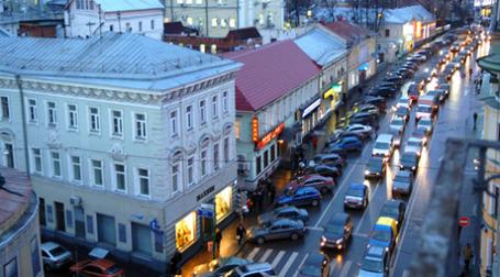 Введение на московских улицах одностороннего движения эксперт назвал «маникюром на немытых руках». Фото: РИА Новости