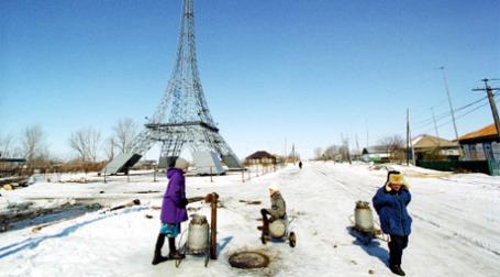 В селе Париж в Челябинской области год Франции — каждый год. Фото: РИА Новости