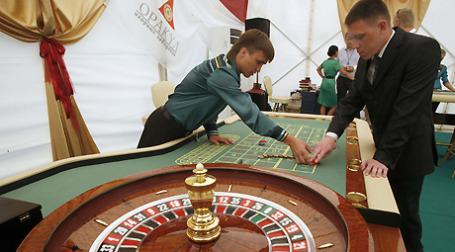 В игорной зоне Азов-Сити открывается первое казино. Фото: ИТАР-ТАСС